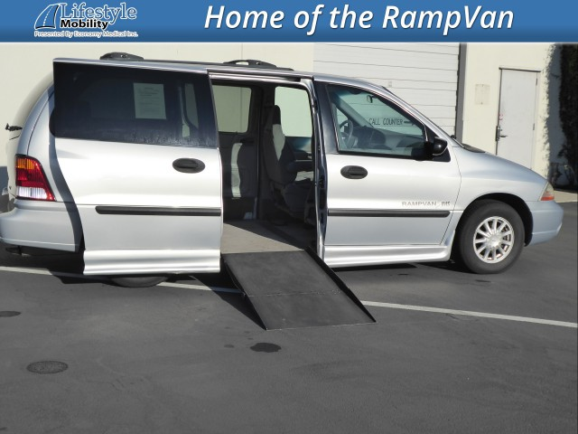 2002 Ford Windstar IMS Ford Windstar Wheelchair Van For Sale